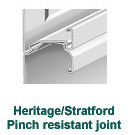 Pinch Resistant Joints